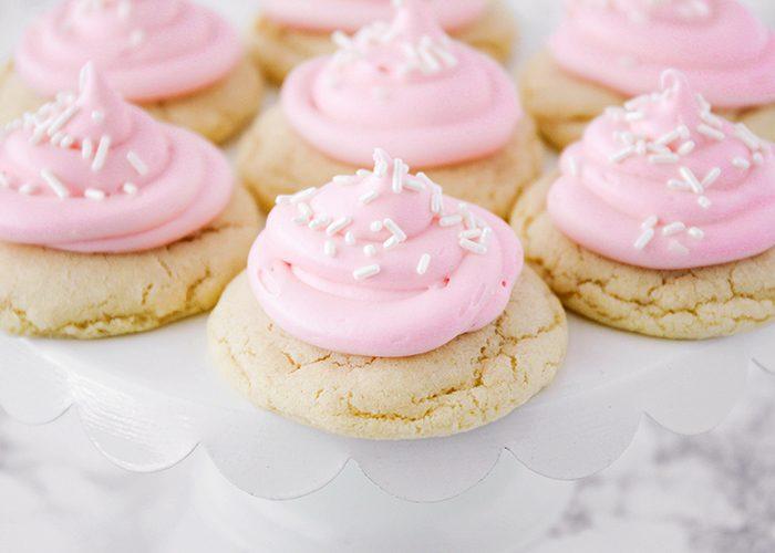 10 Minute Easy Sugar Cookies