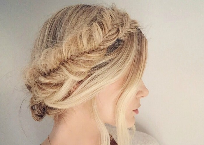 40 Elegant Prom Hairstyles For Long Short Hair Somewhat