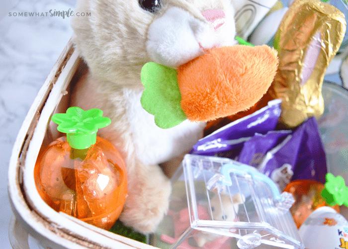 an Easter basket