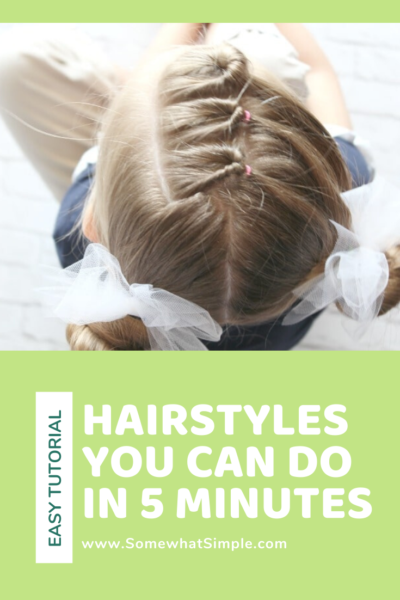 Long Hair Easy Cute Hairstyles For Little Girls 87