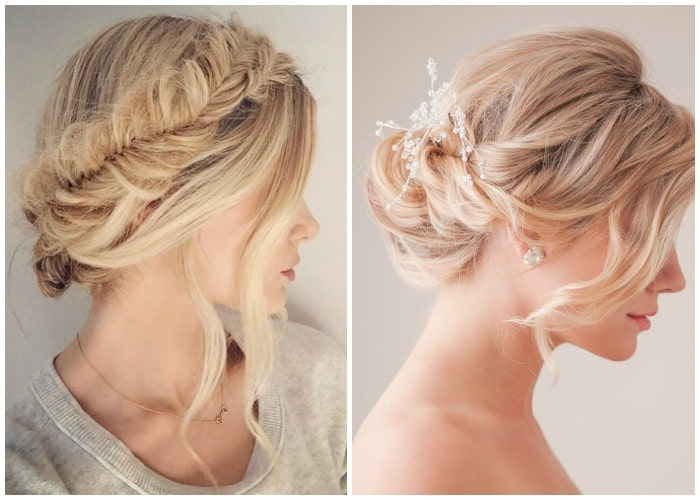 40 Gorgeous Prom Hairstyles For Long Short Hair Somewhat Simple