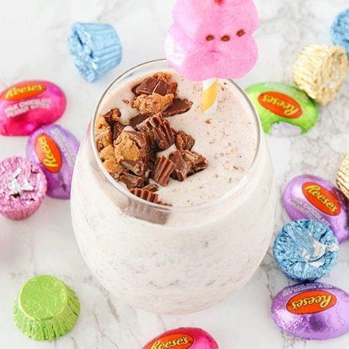 Candy Milkshakes