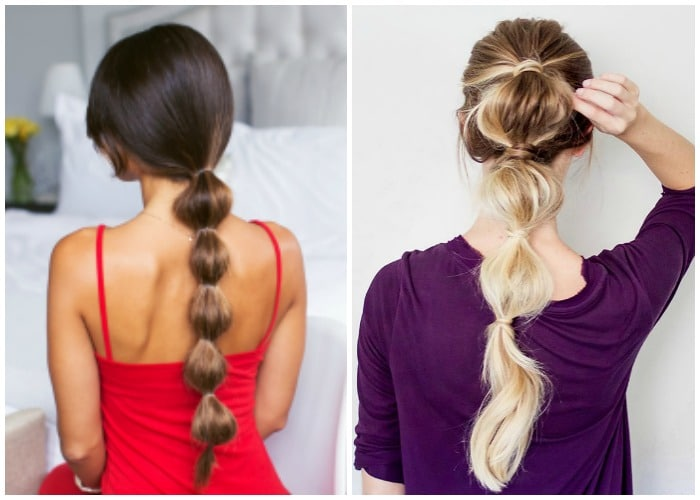 simple prom hairstyles for long hair 1