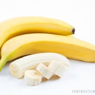 How to keep bananas fresh and keep them from turning brown