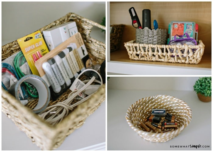 What to put in a utility closet