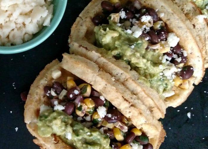 Waffle Tacos Recipe