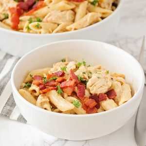 Chicken Ranch pasta