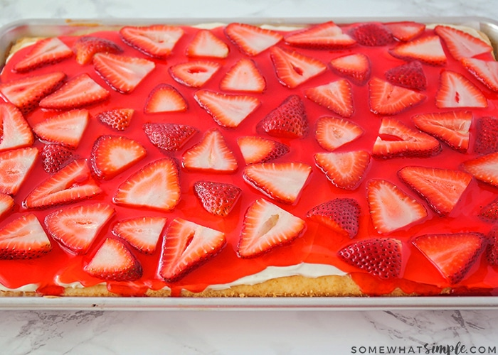 best strawberry cake recipe