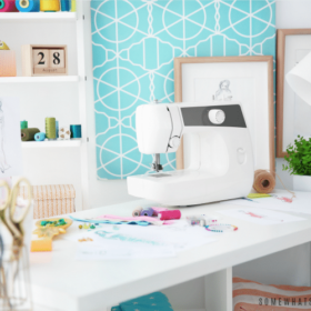 The Sewing Room - 10 Amazing Sewing Room Ideas