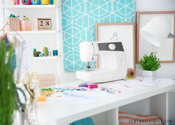 The Sewing Room – 10 Amazing Sewing Room Ideas