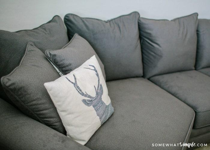 teen hangout couch