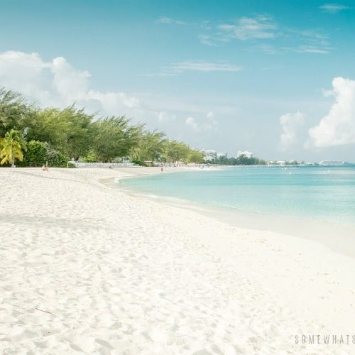 Seven Mile Beach Cayman Islands