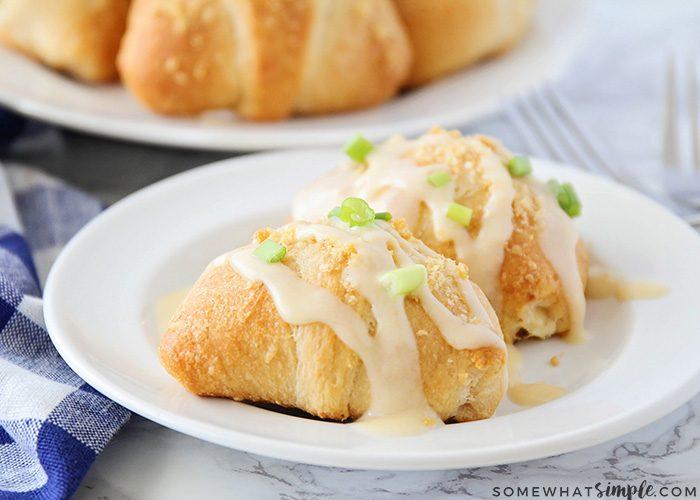 Chicken Roll Ups – The BEST Crescent Chicken Recipe