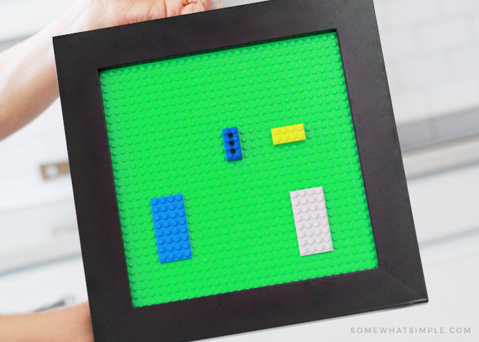 How to Build a Lego Tray – No power Tools Needed!