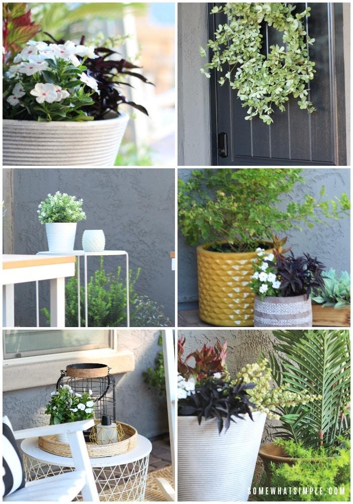 courtyard decor ideas