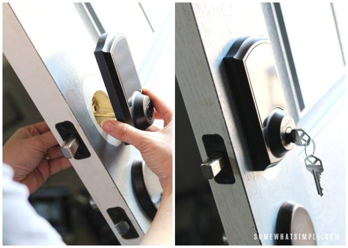 how to change your door hardware