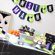 monster mash halloween party printable pack and ideas