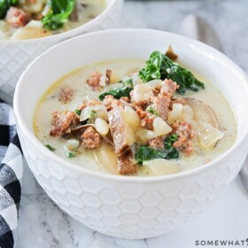 Homemade Olive Garden Zuppa Toscana Soup