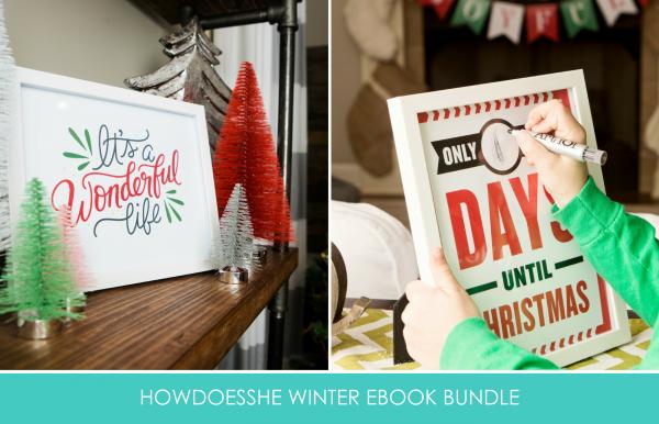 Holiday Printable Bundle