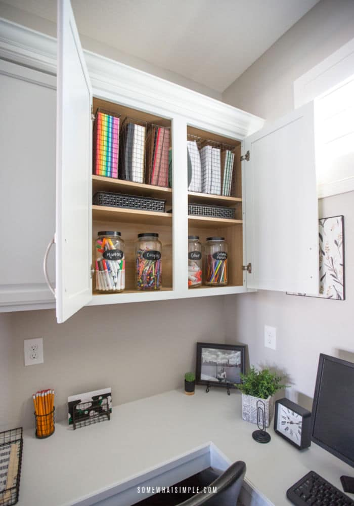 small home office for kids