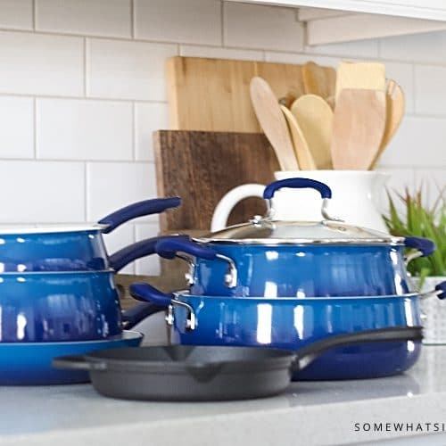 Best Gifts from Walmart - pots and pans