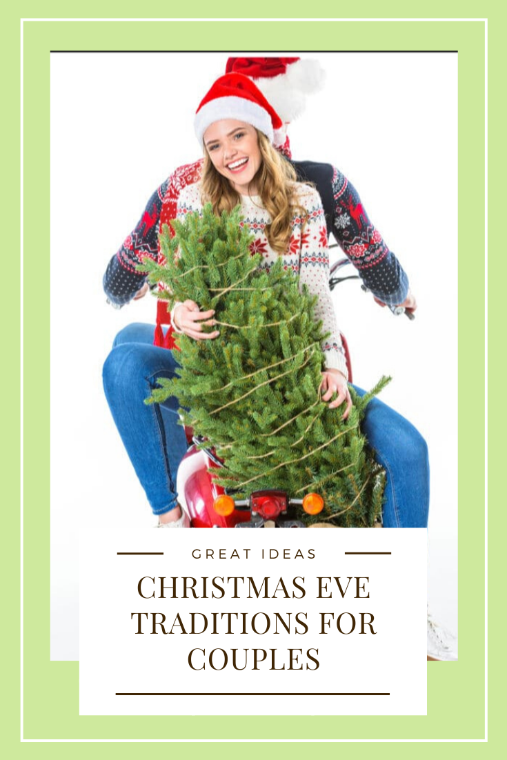Christmas doesn't have to be all about the kids! Strengthen your relationship by setting aside some Christmas Eve traditions just for the two of you!  These Christmas Eve traditions will help make this season even more special. These creative ideas will help you enjoy a more memorable and special holiday season. via @somewhatsimple