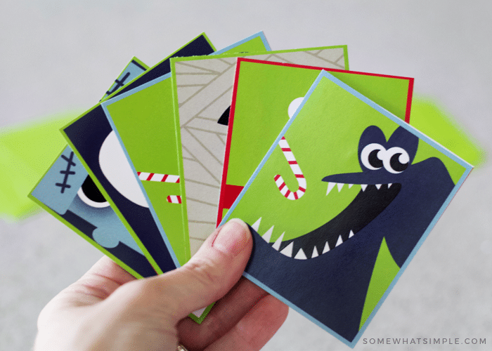 Go Fish Printable