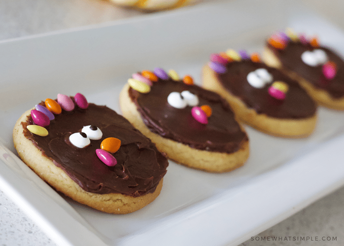 simple turkey sugar cookies tutorial recipe thanksgiving treat