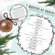 12 Months of Christmas