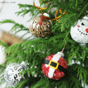 handmade ornaments kids can make