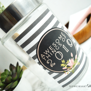 journal jar for the perfect family journall