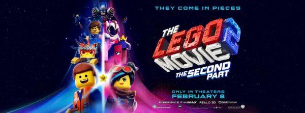 Lego Movie 2 Banner