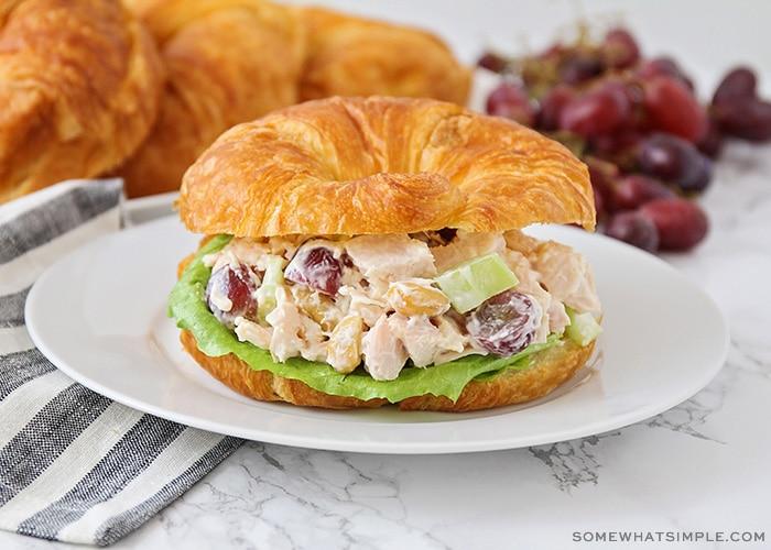 Chicken Salad Sandwich Recipe