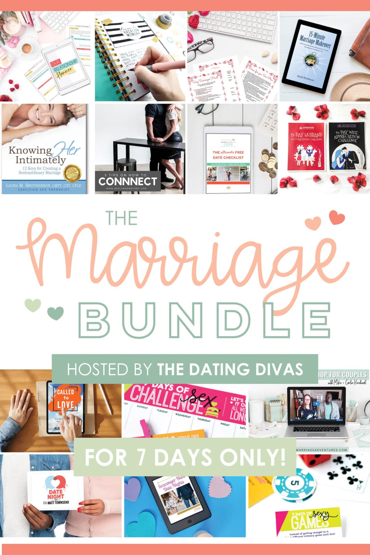 The Best Marriage Tips + Resources in ONE Place! Marriage courses, ebooks, printables + tools to create a happier relationship! #marriagetips #marriageadvice #strengtheningmarriages #marriagematters via @somewhatsimple