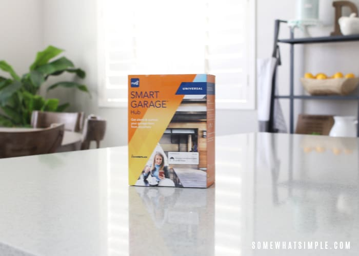 1 way to prepare your house for vacation is to get the Amazon smart garage so you don't have to leave packages on your porch