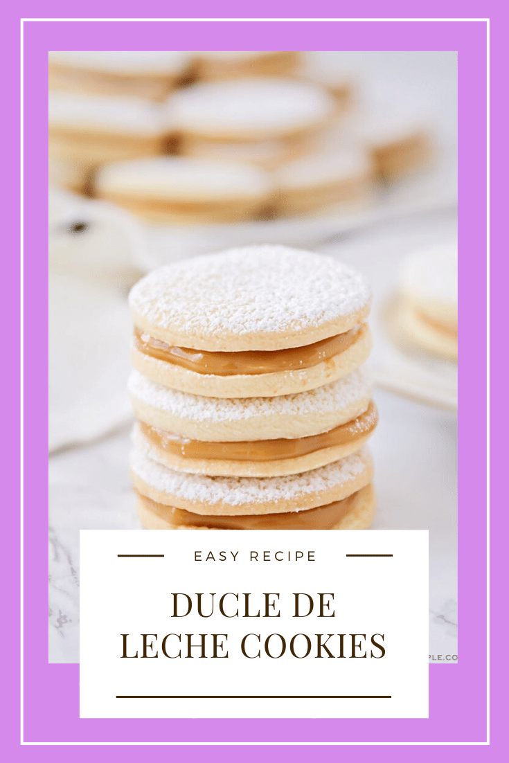 Popular all over Latin America, alfajores are a tasty treat the whole family will enjoy. This alfajor cookie recipe is super easy to make and sure to satisfy your sweet tooth! Once you've had one of these dulce de leche cookies, you won't be able to put them down! #alfajoresrecipe #easyalfajoresrecipe #bestalfajoresrecipe #howtomakealfajores #homemadealfajores via @somewhatsimple