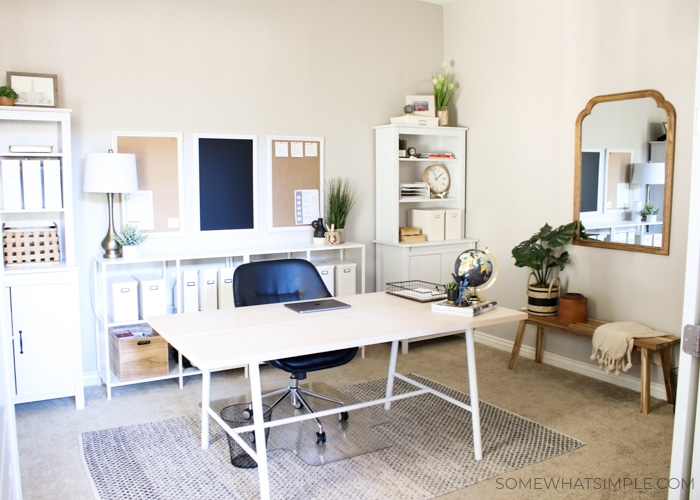 Home Office Decor 2 0 Refresh On A