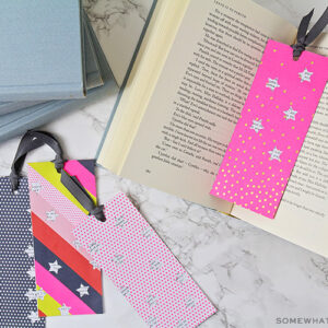 How to make DIY Bookmarks