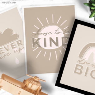 Free Motivational Quotes for Kids Printables