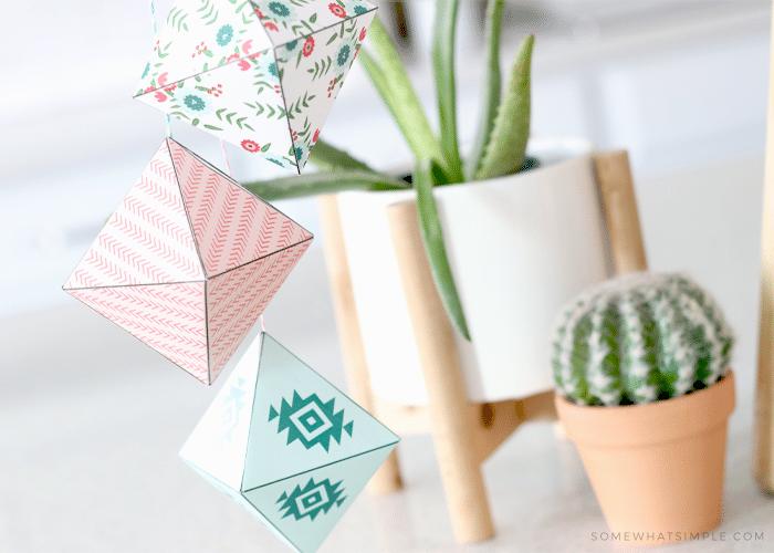 printable mini piñatas