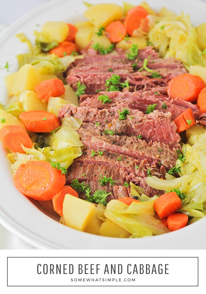best corned beef and cabbage recipe