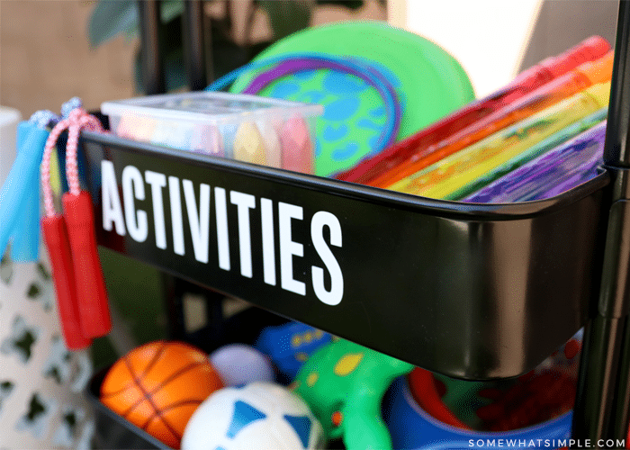 activities to do outside