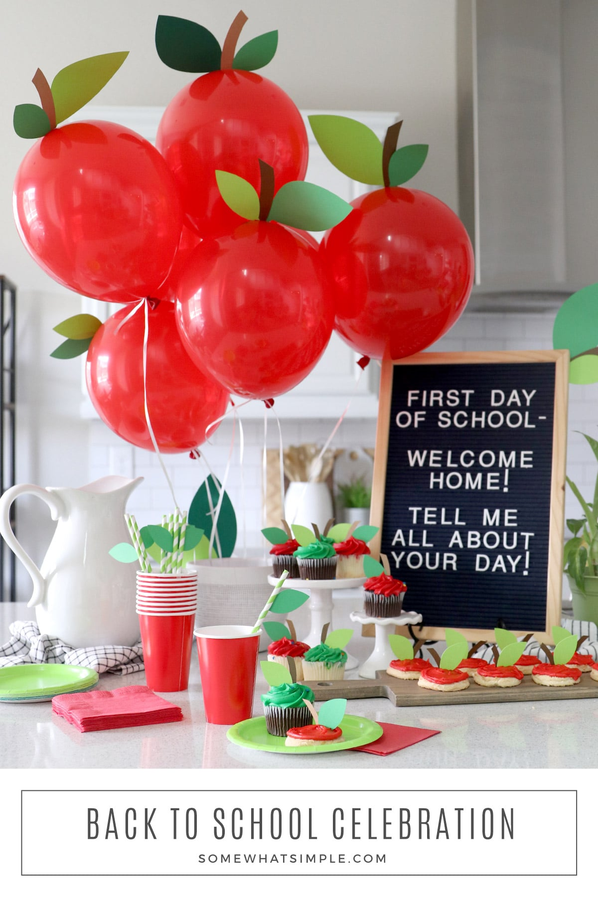 Start the new school year off on the right foot with a fun gathering with friends! Here are 15 Back to School Party Ideas to help spark some creativity!#BackToSchool #Party #Ideas via @somewhatsimple